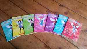 Rainbow Magic Fairy books