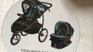 BRAND NEW: Graco FastAction Fold Jogger Travel System