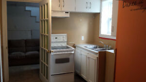 Studio apt 15 min from UPEI available from November