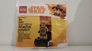 Lego Han Solo Mudtrooper polybag 40300
