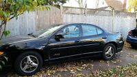 CERTIFIED and Emmision tested 2001 Pontiac Grand Prix