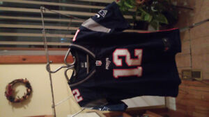 Jersey Patriots Nouvelle -Angleterre