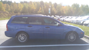 Ford Focus Wagon 2002 well functioning