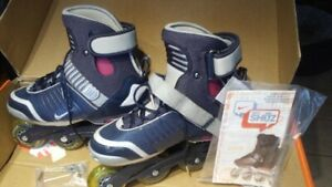 NIKE Rollerblades   NEW   Women s size 11 - 2 pairs 14047e8003ec