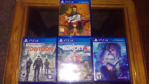 Far Cry 4 (Sealed) and Steins;Gate 0 (Used)