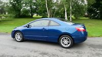 2011 Honda Civic SE WITH WARRANTY UNTIL JUNE 2018