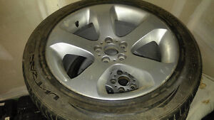 BMW X5 Rims staggered