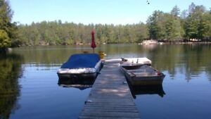Jack lake cottage available July 8 - 14