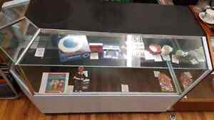 Lighted Display Case/Cabinet Set (3) - Retail or Home Display