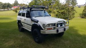 1994 80 series landcruiser