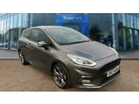 Ford Fiesta 1.0 EcoBoost 140 ST-Line Navigation 3dr - TOUCHSCREEN, BLUETOOTH w/