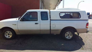 1996 Ford Ranger Pickup Truck
