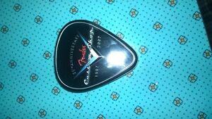 Fender Custom Shop 20th Anniversary Tin and Guitar Pics Cambridge Kitchener Area image 2