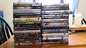 DVDS Dollar Each