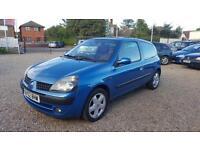 2002 Renault Clio 1.2 16v Dynamique MOT 80000 Miles Bargain