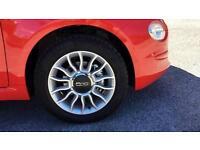 2017 Fiat 500 1.2 Pop Star Demonstrator Vehi Manual Petrol Hatchback