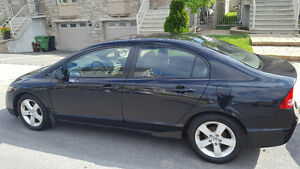 2006 Honda Civic Sedan 125000KM