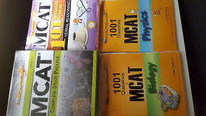 MCAT BOOKS STUDY PACKAGE -