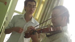 Violin lessons Level 1 to 8 of Suzuki lesson Kitchener / Waterloo Kitchener Area image 4