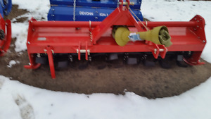 Tractor Rototiller 7 ft  NEW