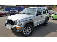 2003 JEEP CHEROKEE 2.8 CRD Extreme Sport Automatic