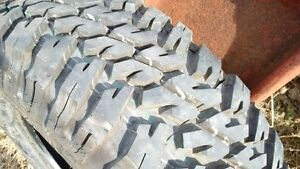 1 Never Used GOODYEAR MT/R 245/75/16