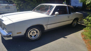 '79 cutlass looking for new home