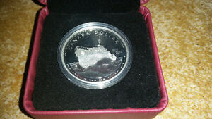 2010 Canada Proof Sterling Silver Dollar - 100th Anniv. Canadian London Ontario image 5