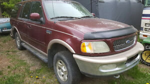 1997 Ford Expedition Eddie Bauer SUV, Crossover
