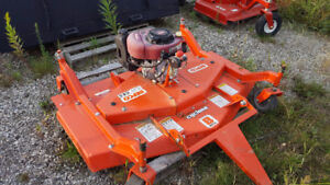 Tow Behind Mower - Befco Cyclone C30