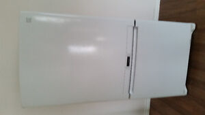 Used fridge and brand new stove never used