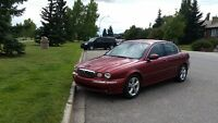2004 Jaguar X-TYPE. 3.0 AWD Sedan. LOW KM! Trade/Sell