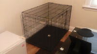 DOG CRATE BIG CAGE