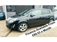 2013 Vauxhall Corsa Sxi 1.4 Hatchback Petrol Manual