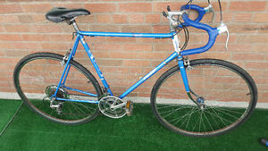 BLUE RALEIGH 59CM Road bike Ready to Ride (Don Mills or Yonge)