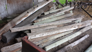 Miscellaneous Fence Posts