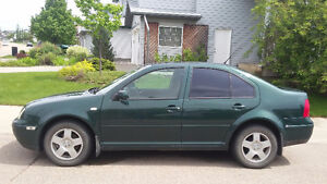 2002 Volkswagen Jetta Sedan MOVING NEED GONE