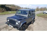 2008 Land Rover Defender 90 2.4 TDi County Hard Top 3dr