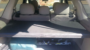 FORD ESCAPE - Cargo/Trunk Security Shade Cover (Black)
