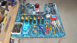 Huge amount of tools to go, Downsizing !!!!