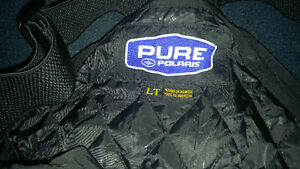 Polaris snowmobile pants -Large - heavy duty and warm (like new) London Ontario image 2