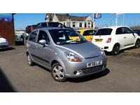 2008 Chevrolet Matiz 1.0 SE 5dr Manual Petrol Hatchback