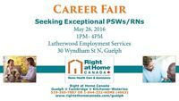 Career Fair for PSW and Care Companions
