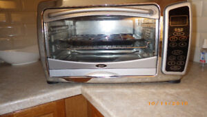 Oster 6 Slice Toaster/Convection Oven for sale