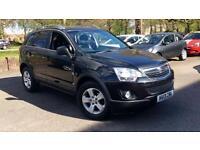 2013 Vauxhall Antara 2.2 CDTi Exclusiv (2WD) (Start Manual Diesel Estate