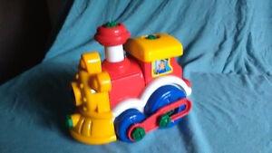 Take it apart toy train