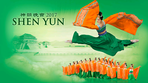 Two greats seats to Shen Yun, Canberra Theatre, Mon 3 Apr Canberra City North Canberra Preview