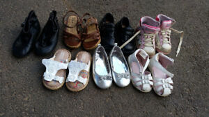 Shoes for girls size 7 $10 for all ***PLEASE VIEW POSTER'S OTHER