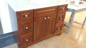 BATHROOM VANITY FINAL  SALE / FLOOR MODEL CABINETS and more..