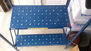 Two Step Platform Ladder